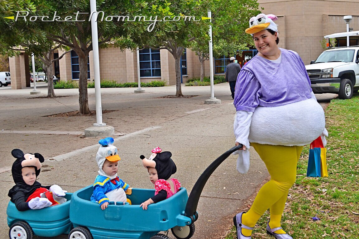Yes I Went Out In Public Like That. Multiple Times Even! Sc 1 St Rocket Mommy. image number 25 of diy donald duck costume ...